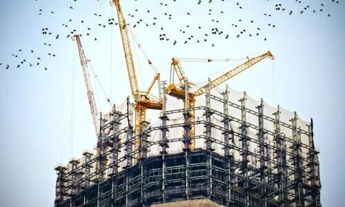 Major rise in big projects proves positive for UK construction